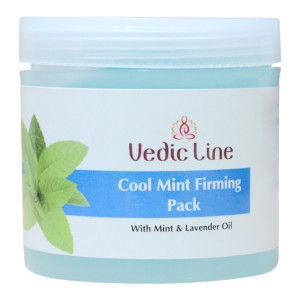 Buy Vedic Line Cool Mint Firming Pack - Nykaa