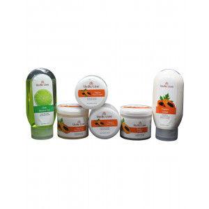 Buy Vedic Line Papaya & Lime Facial - Nykaa