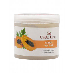 Buy Vedic Line Papaya Face Pack - Nykaa