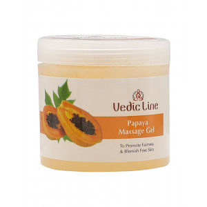 Buy Vedic Line Papaya Massage Gel   - Nykaa