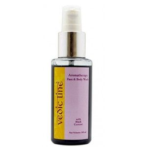 Buy Vedic Line Aromatherapy Face & Body Wash - Nykaa
