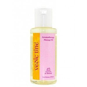 Buy Vedic Line Aromatherapy Massage Oil - Nykaa