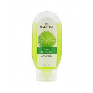 Buy Vedic Line Lime Shower Gel - Nykaa