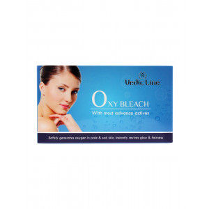 Buy Vedic Line Oxy Bleach With Most Adnavce Actives - Nykaa