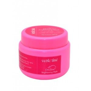 Buy Vedic Line OnGlow Brightening Mask - Nykaa