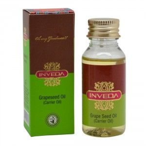 Buy Inveda Grapeseed Oil - Nykaa