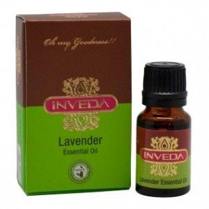 Buy Inveda Lavender Essential Oil - Nykaa