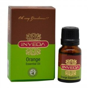Buy Inveda Orange Essential Oil - Nykaa