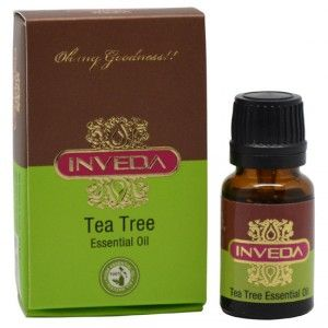 Buy Inveda Tea Tree Essential Oil - Nykaa
