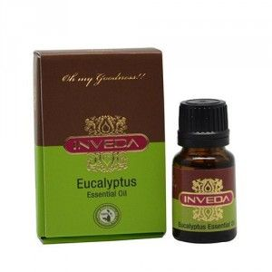 Buy Inveda Eucalyptus Essential Oil - Nykaa
