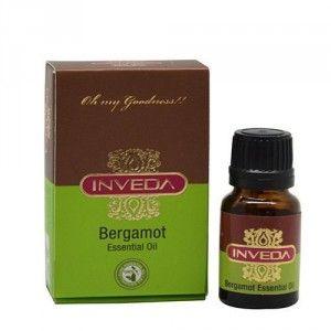 Buy Inveda Bergamot Essential Oil - Nykaa