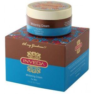 Buy Inveda Whitening Cream for Men - Nykaa