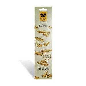 Buy Iris Handcrafted 20 Incense Sticks - Sandal - Nykaa