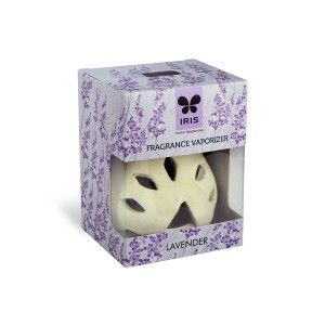 Buy Iris Fragrance Vaporizer Lavender with 5ml Oil  - Nykaa