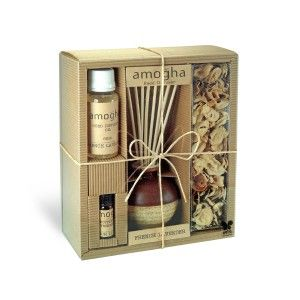 Buy Iris Amogha Reed Diffuser with 8 Sticks - French Lavender - Nykaa