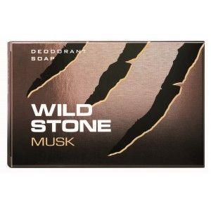 Buy Wild Stone Musk Deodorant Soap - Nykaa