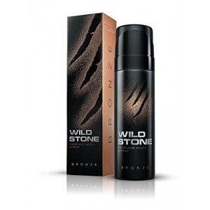 Buy Wild Stone Bronze Deodorant - Nykaa