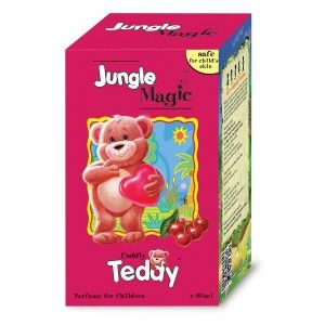 Buy Jungle Magic Cuddly Teddy Fruity Perfume - Nykaa