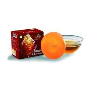 Buy Anuspa Honey Glycerine Soap - Nykaa