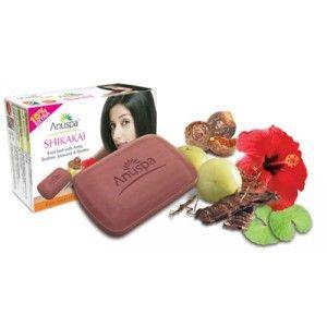 Buy Anuspa Shikakai Soap 15% Extra - Nykaa