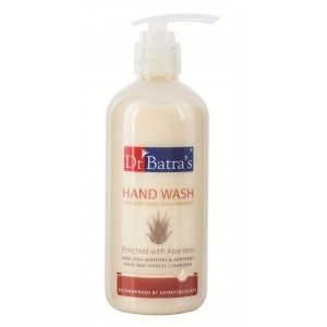Buy Dr. Batra's Hand Wash Enriched With Aloe Vera - Nykaa