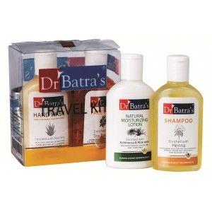 Buy Dr Batra's Travel Kit (4x30ml / gm) - Nykaa
