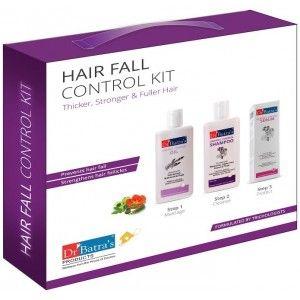 Buy Dr. Batras Hair Fall Control Kit (Rs.114 Off) - Nykaa