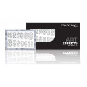 Buy Colorbar Art Effects Nail Appliques - Bubbled Up 002 - Nykaa