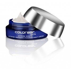 Buy Colorbar Hydra White Intense Whitening Night Cream  - Nykaa