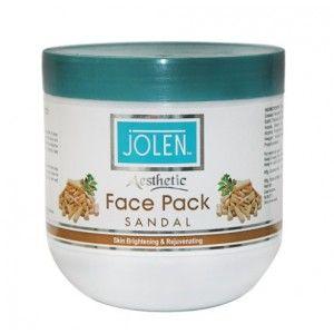 Buy Jolen Sandal Face Pack  - Nykaa
