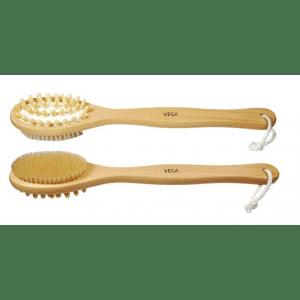 Buy Vega Cellulite Bristle Bath Brush - Nykaa