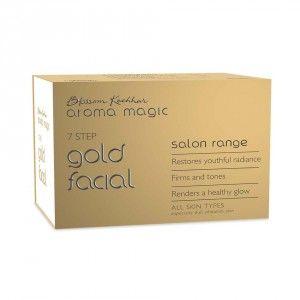 Buy Aroma Magic Gold Facial Kit - Nykaa