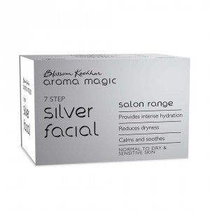 Buy Aroma Magic Silver Facial Kit - Nykaa