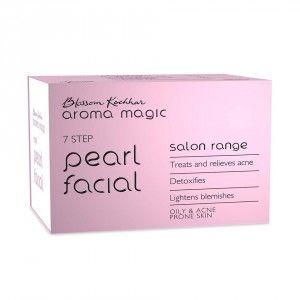 Buy Aroma Magic Pearl Facial Kit - Nykaa