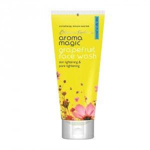 Buy Aroma Magic Grapefruit Face Wash - Nykaa