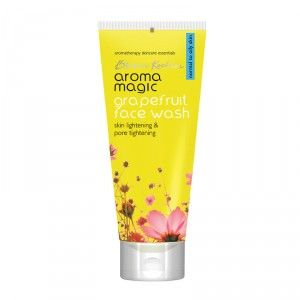 Buy AromaMagic Grape Fruit Face Wash - Nykaa