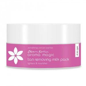 Buy Aroma Magic Tan Removing Milk Pack - Nykaa