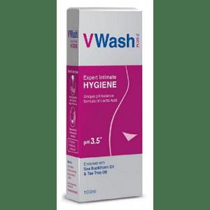 Buy VWash Plus Expert Intimate HYGIENE Ph3.5 - Nykaa