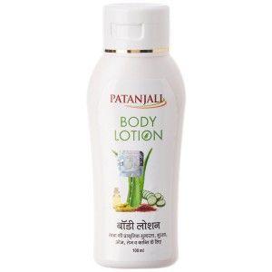Buy Patanjali Body Lotion - Nykaa