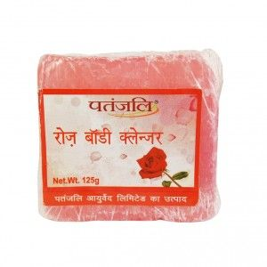 Buy Patanjali Rose Body Cleanser - Nykaa