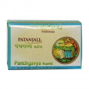 Buy Patanjali Panchgavya Body Cleanser - Nykaa