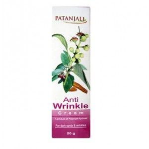 Buy Patanjali Anti Wrinkle Cream - Nykaa