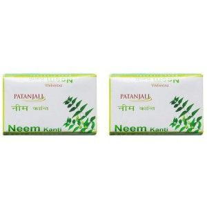 Buy Patanjali Neem Kanti Body Cleanser (Pack Of 2) - Nykaa
