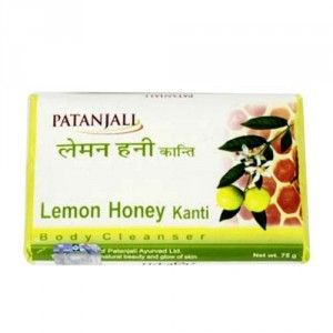 Buy Patanjali Lemon Honey Kanti Body Cleanser - Nykaa
