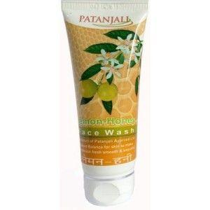 Buy Patanjali Lemon Honey Face Wash - Nykaa