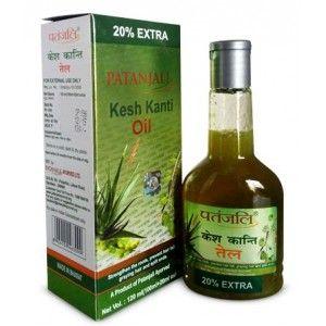 Buy Patanjali Kesh Kanti Hair Oil - Nykaa