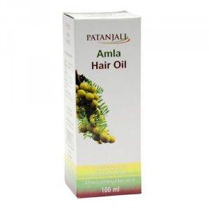 Buy Patanjali Amla Hair Oil - Nykaa