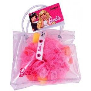 Buy Zodiac Deko Kids Aroma Loofah - Barbie - Nykaa
