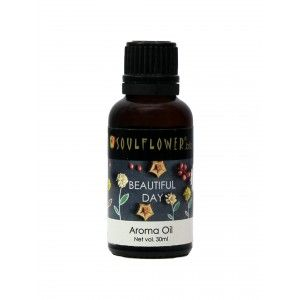 Buy Soulflower Beautiful Day Aroma Oil - Nykaa