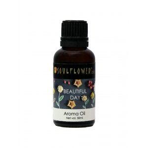 Buy Soulflower Beautiful Day Aroma Oil - Nykaa